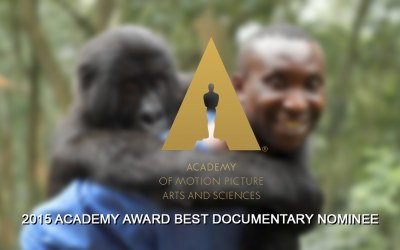 Virunga Academy Award 2015 nominee
