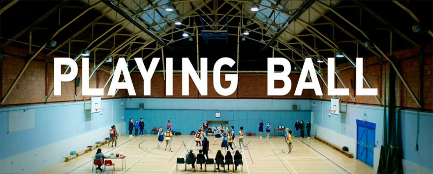 Playing Ball BBC Drama iPlayer Comedy