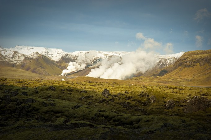 Location scouting - geothermal Iceland